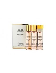Chanel Coco Mademoiselle 3x20vml EDP náplne WOMAN