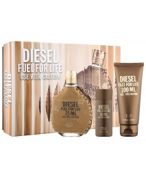 Diesel Fuel For Life Men SET3