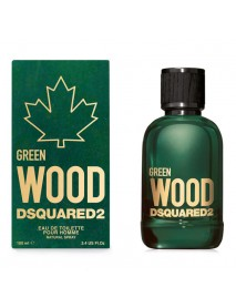 Dsquared2 Green Wood 100 ml EDT TESTER MAN